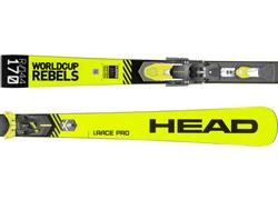 Arrivati i nuovi HEAD Worldcup Rebels